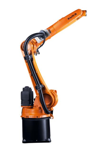 KUKA 库卡 KR 10 R1420负载10kg臂展1420mm紧凑柜