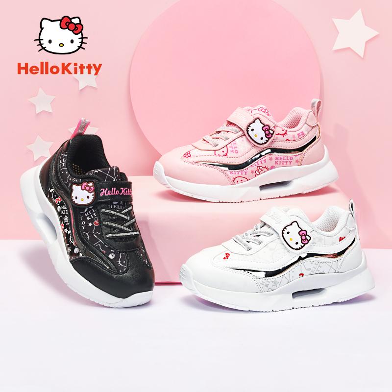 hellokitty女童运动鞋秋季新款童鞋(非品牌)