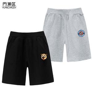 童装儿童运动休闲短裤薄款男童裤子