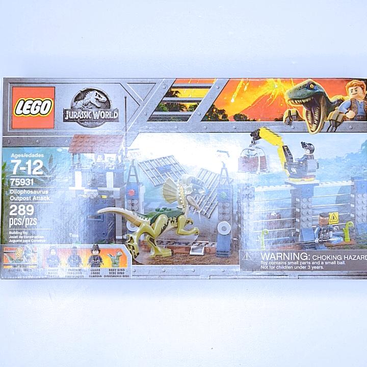 レゴ/レゴ恐竜ワールドジュラシックシリーズ