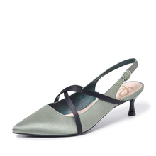Time-limited special reemoor sandals women's new summer 100-flat-soled shoes with thick heels Rui Mu women's shoes