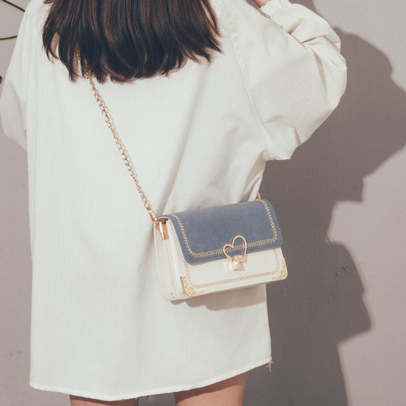 包包女2020新款潮今年流行超火链条小方包ins小巧百搭斜挎手机包