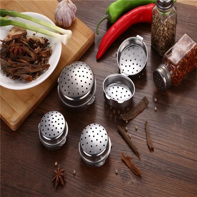 不锈钢调料包煮肉调料盒笼包调料球(用0.2元券)