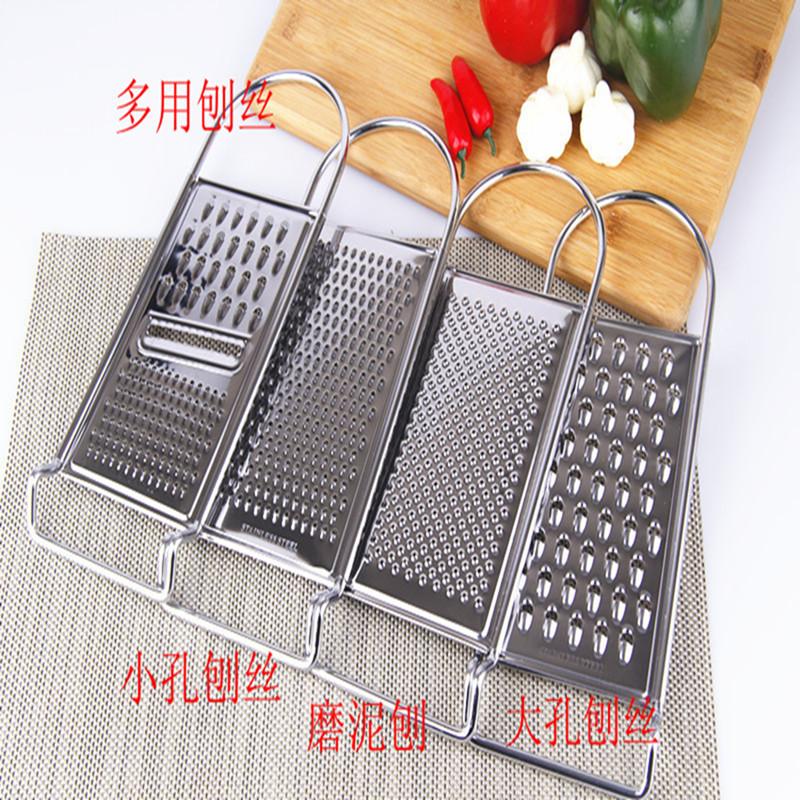 刨丝器不锈钢多功能家用擦丝神器厨房土豆切丝萝卜丝黄瓜插丝细丝