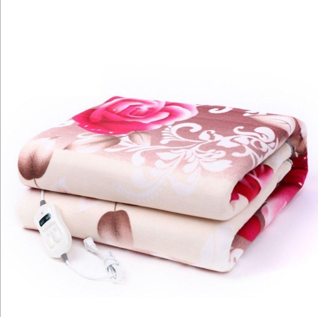 祥绵羊电热毯单人电褥子双人双控调温1.8x1.2米宽安全辐射1.5米2m