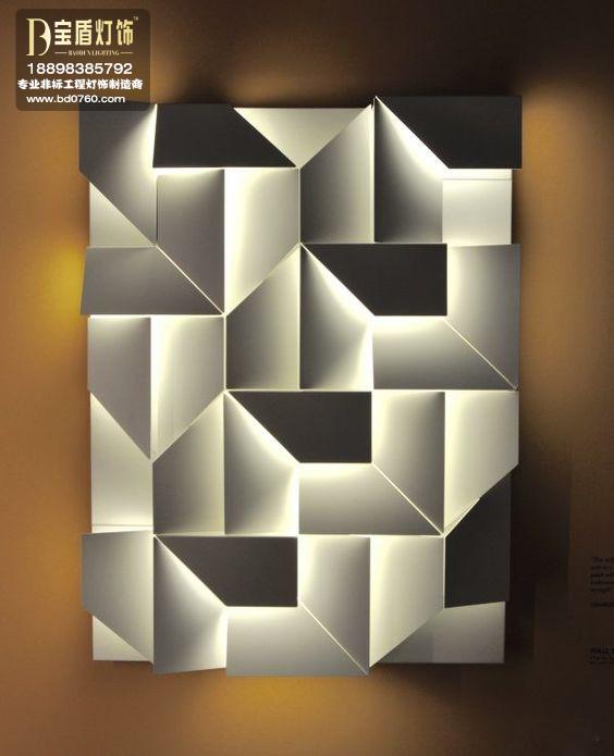 米兰新款壁灯现代艺术墙壁灯售楼部灯墙玄关走廊背景灯具别墅定制