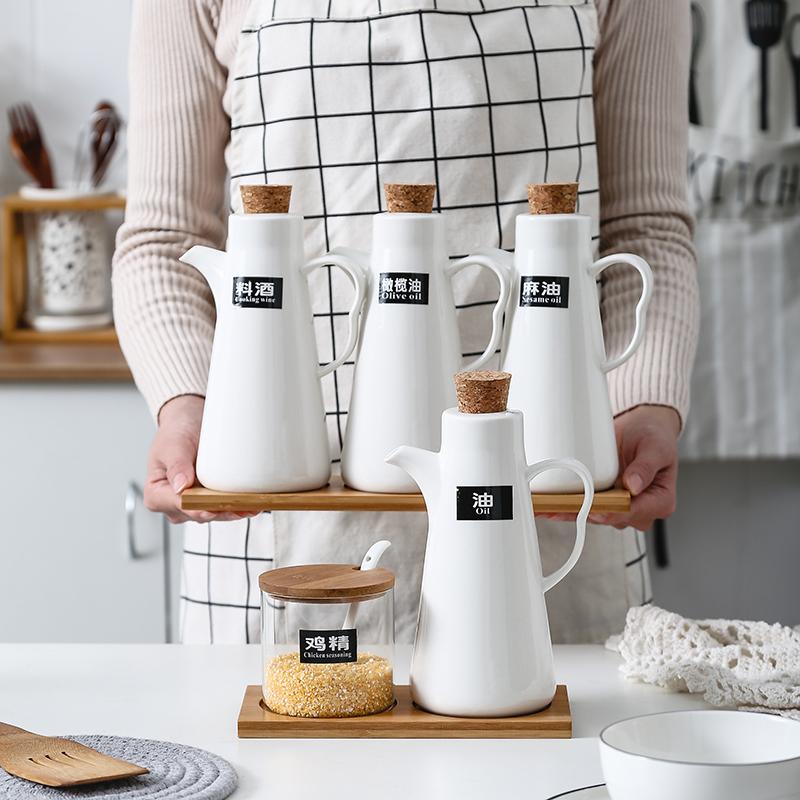 12月10日最新优惠北欧辣椒罐套装餐厅商用单个盐糖壶