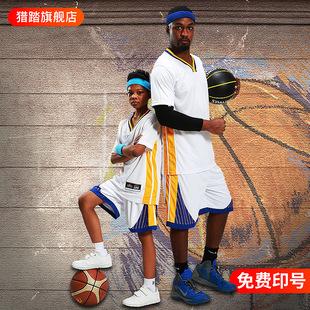 透气篮球服套装男短袖运动服大中学生比赛球衣定制库里球衣训练服