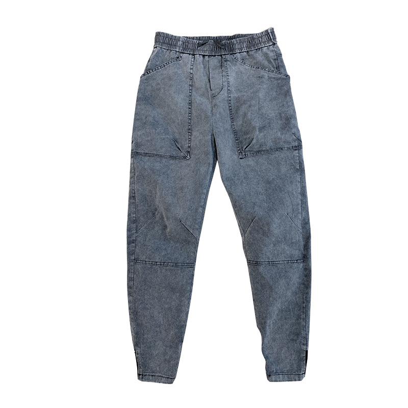 男士牛仔裤怎么穿搭:男士黑色牛仔裤