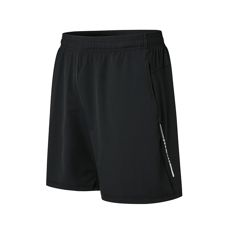 跑步运动短裤男夏季透气健身训练裤男三分裤新款男士速干篮球短裤