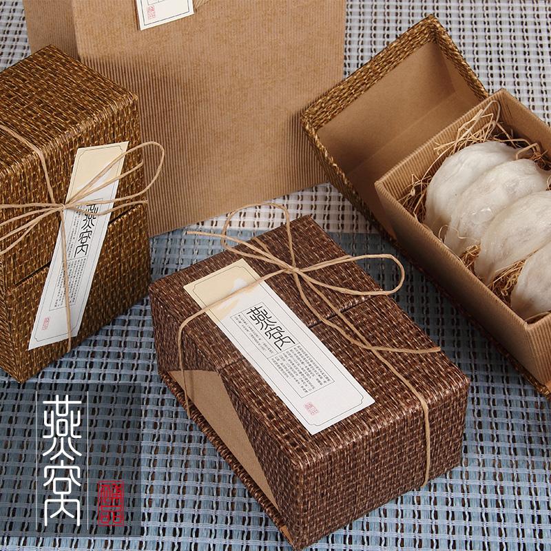 (用1元券)50克纸编燕窝高档燕窝盒子礼品盒