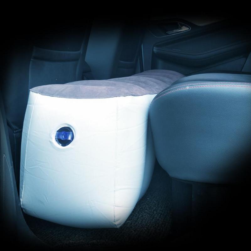 手慢无车载间隙垫后排汽车车载充气床垫后排间隙垫后座座椅填充通用墩子