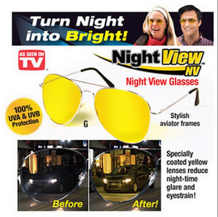 Night View NV Glasses поляризатор очки ночного видения ночное видение очки яркий свет зеркало водитель специальный