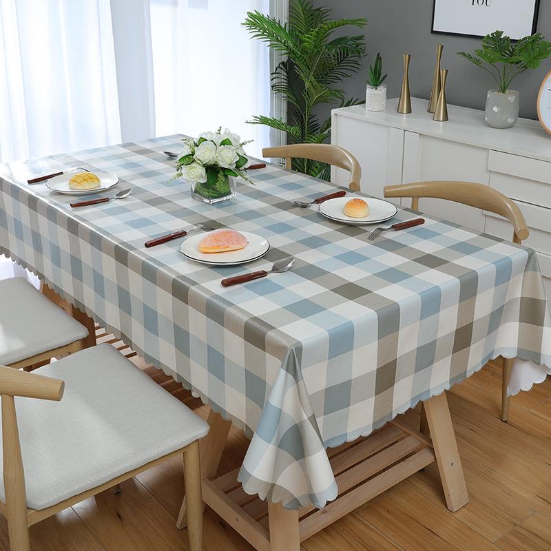 需要用券优思居北欧防水网红免洗茶几餐桌布