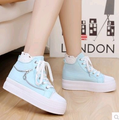 Spring and autumn 2021 15-year-old girls canvas shoes 12 Korean fashion 13 primary and secondary school shoes 16 casual board shoes