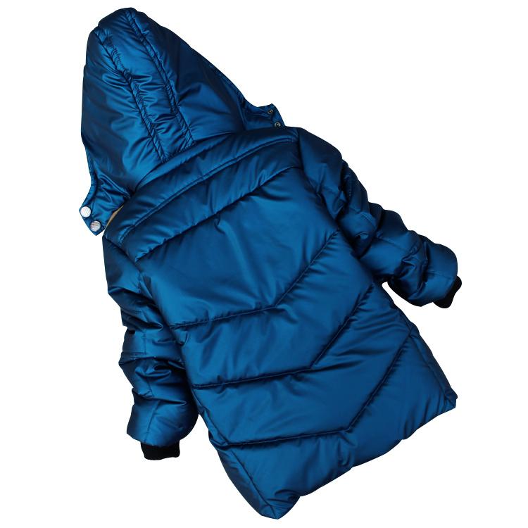 2015 новых одежда хлопка куртка зимняя мальчиков детей стеганой куртке Мягкий Хлопок одежда ребенка в корейской версии E61 от Kupinatao