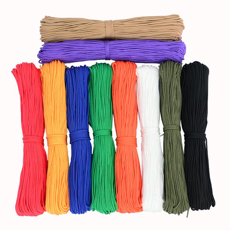 Декоративный пакет веревка обязательный веревка цвет веревка занавес шнурок на открытом воздухе прачечная веревка ручная работы линии производства diy нейлон веревка
