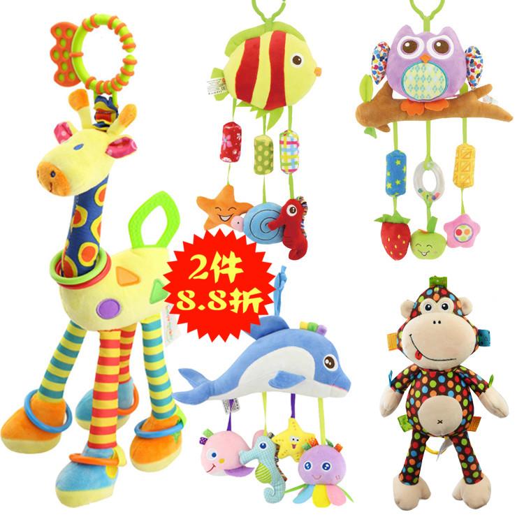 Прикроватные игрушки / Погремушки Артикул 528224668899