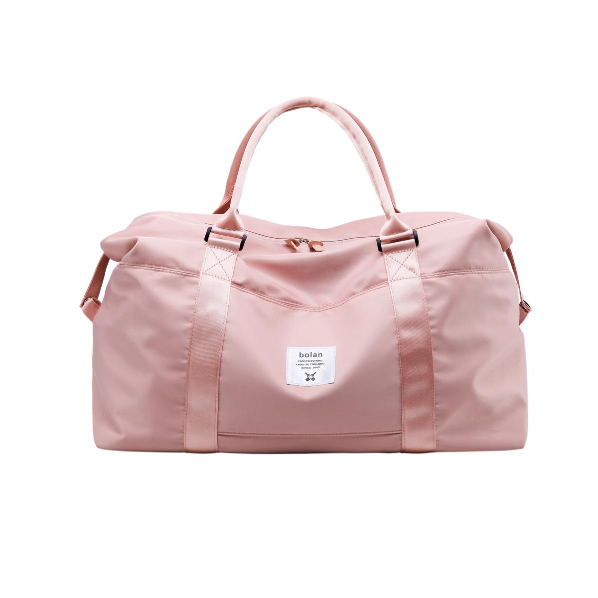 行李袋折叠便携式套拉杆旅行包女手提出门短途旅游包防水健身包男