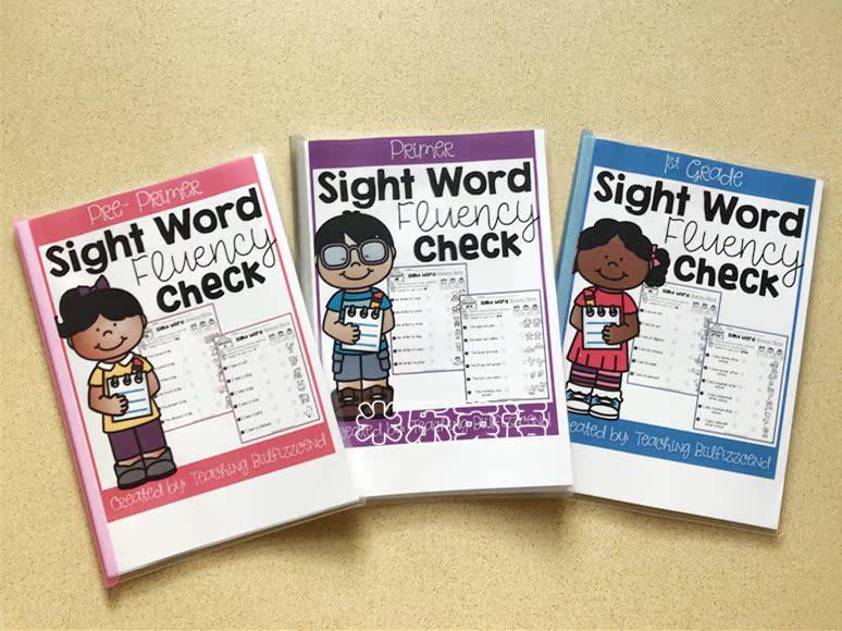 米乐英语sight words140个高频词基础连线涂色练习纸美国幼儿园