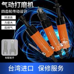 台湾气动八角砂机 木工打磨工具 雕花线条打磨砂光机源力2380