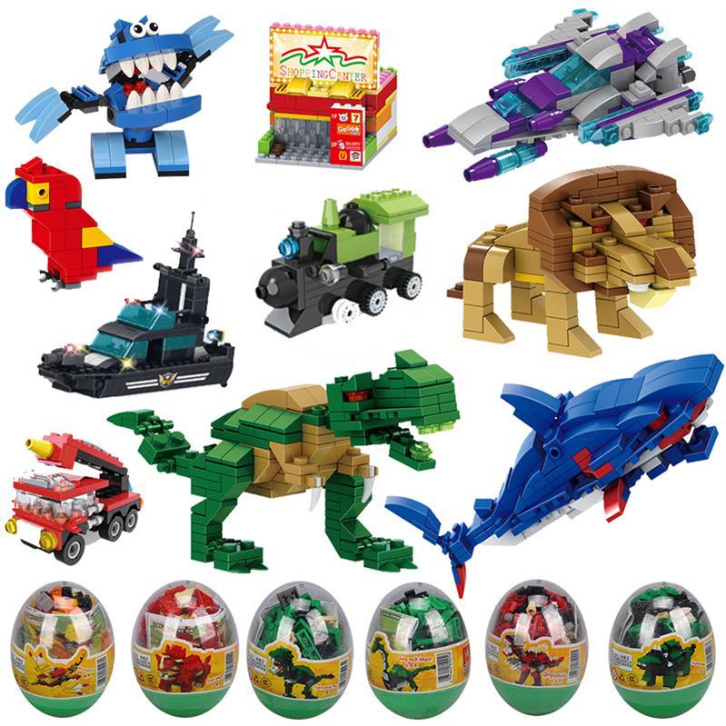 兼容乐高积木男孩子3侏罗纪恐龙6我的世界7儿童益智8拼装玩具10岁11-01新券