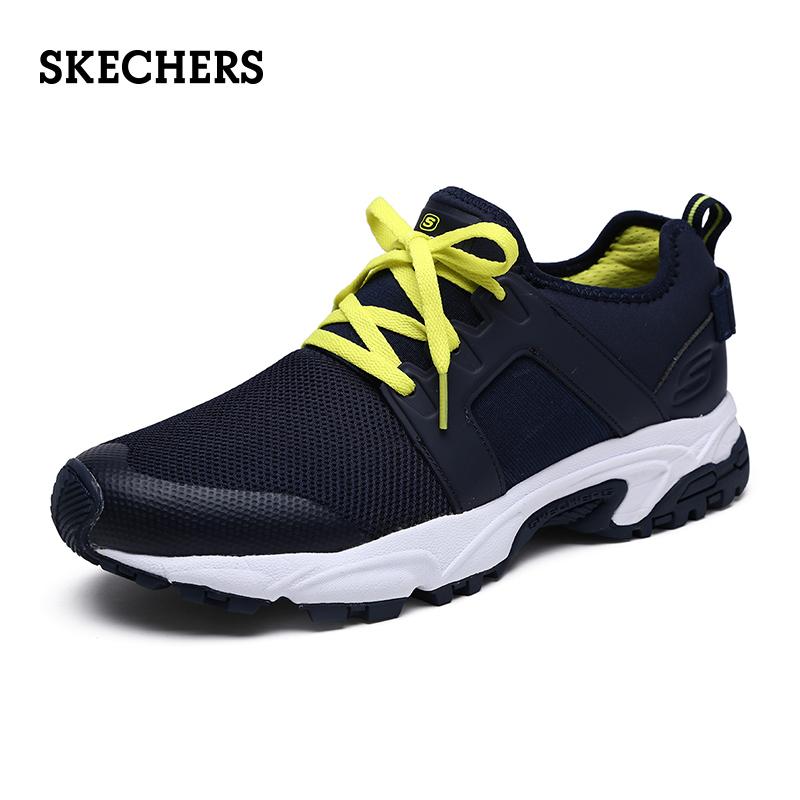 Skechers斯凯奇流行男鞋低帮鞋一脚蹬懒人鞋时尚运动休闲鞋 51879