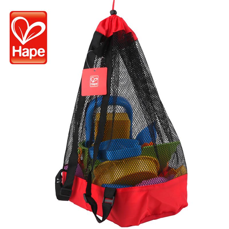 11月28日最新优惠Hape儿童玩具 沙滩收纳袋  网兜(里面没有玩具) 42*18*43cm