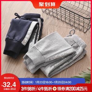 聚宝宝运动长裤 2021春装新款女童童装儿童休闲长裤子kz-b453