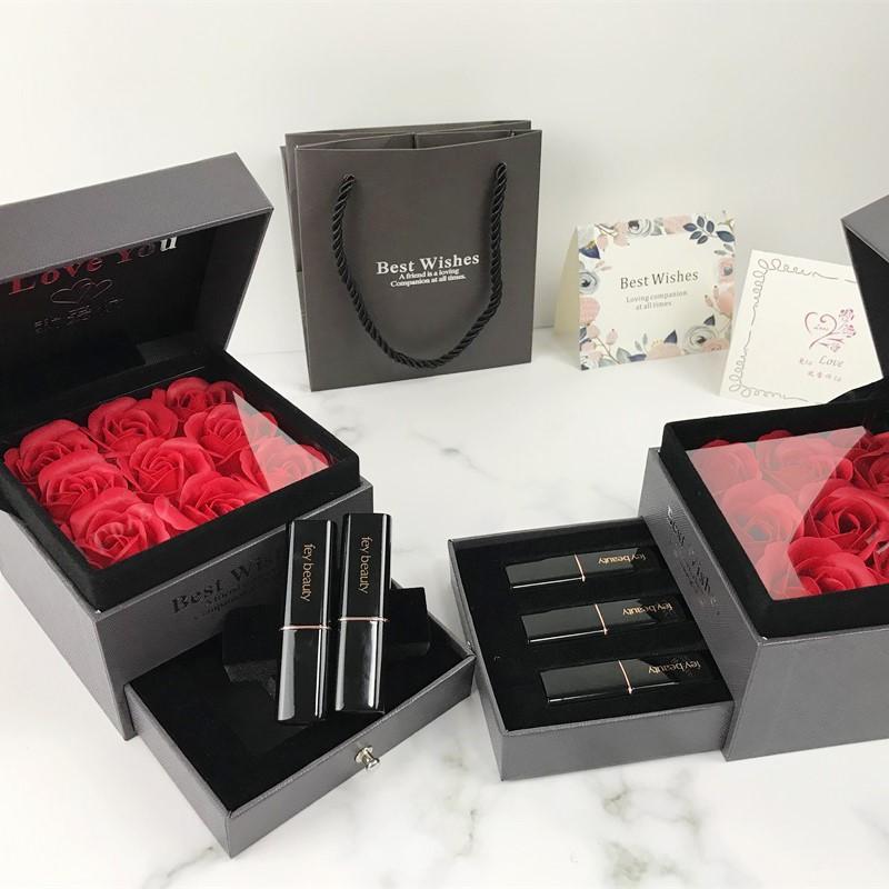 限量12支口红套装送女朋友闺蜜礼盒热销0件限时2件3折