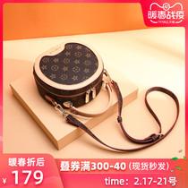 新款夏季韩版个姓潮女时尚休闲气质手包宴会小包包2018真皮手拿包