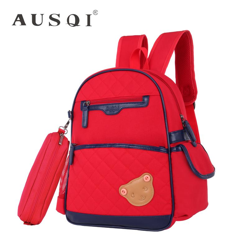 奧斯奇兒童書包小學生女孩1~3一三年級男童旅遊小孩雙肩背包7~8歲