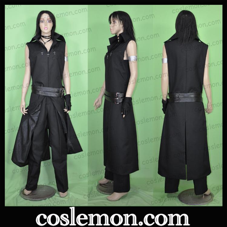 coslemon无法逃离的背叛鲁卡布兰德泽斯鲁卡库洛斯桀利亚cos服装