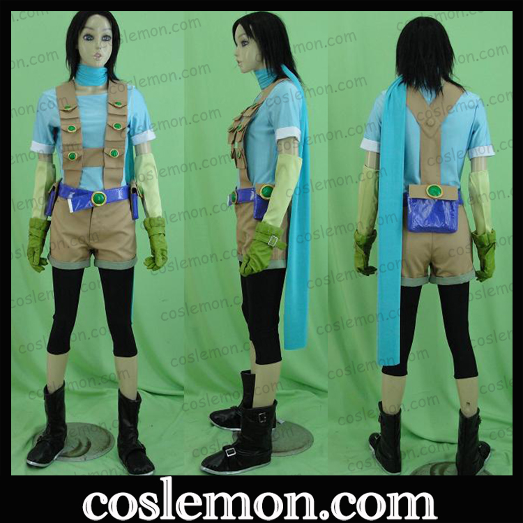 Coslemon Saint en legend Pascal cos full Cosplay mens and womens clothing
