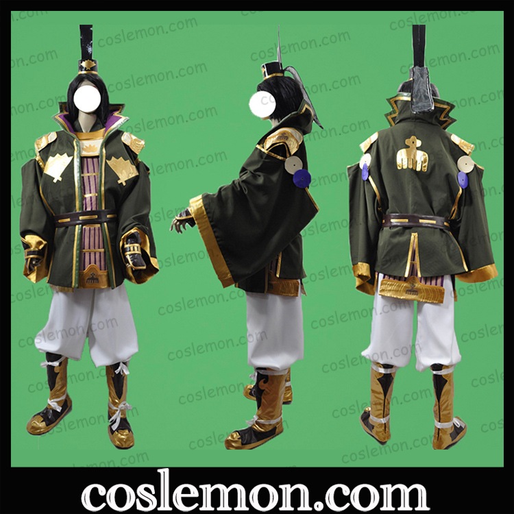 Coslemon No.4 in Warring States Period