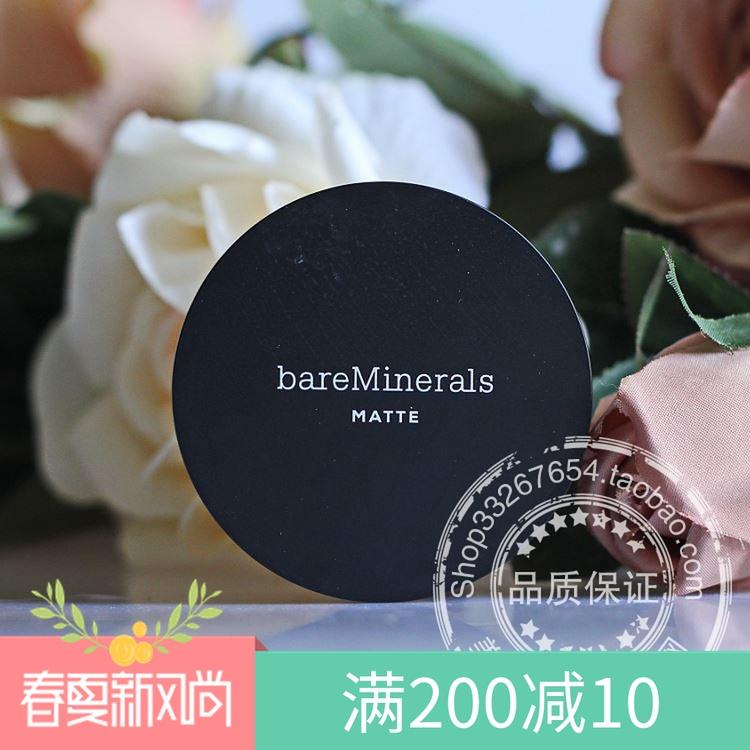 BareMinerals Matte/Original控油哑光/矿物质散粉粉底 6g/8g
