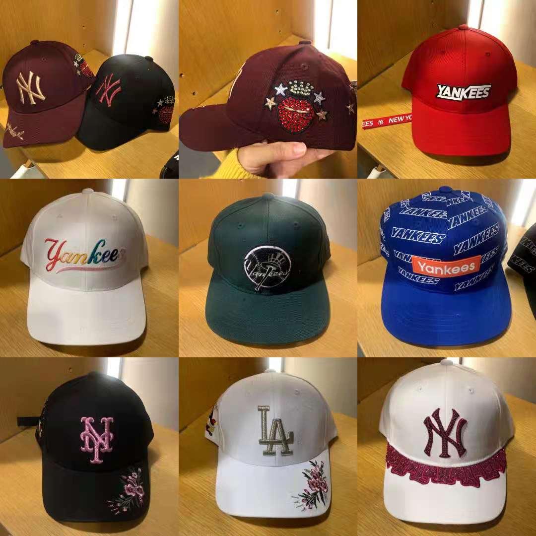 特特价 韩国直邮正品代购 MLB 18夏儿童N款百搭休闲棒球帽子