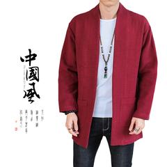 2018秋季新款宽松加厚外套韩版青少年帅气时尚潮流夹克518/p90