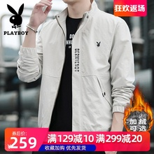 Playboy, ruffian, handsome coat, men's functional autumn suit, Korean trend, pilot's slim fit, plush and thickened jacket, men's winter