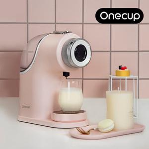 领200元券购买新品九阳onecup胶囊家用豆浆咖啡机