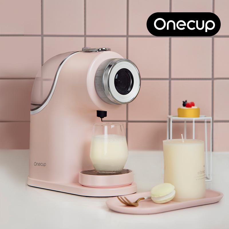 九阳Onecup胶囊咖啡机豆浆奶茶智能饮品机满1599.00元可用300元优惠券