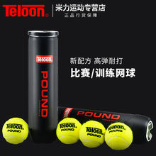 Tealoon Tianlong Tennis Tennis Tennis Transing Game с Ball Nowerners Tracticing P4 Professional 4 Cans