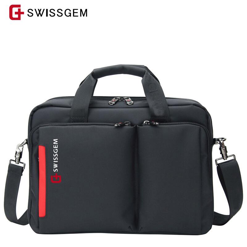 Svvissgem Swiss Army knife handbag business messenger bag notebook computer bag casual briefcase man