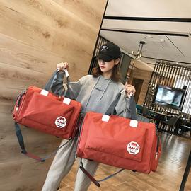 旅行包韩版短途潮耐用牛津布新品男女通用斜挎包手提大容量旅行袋图片
