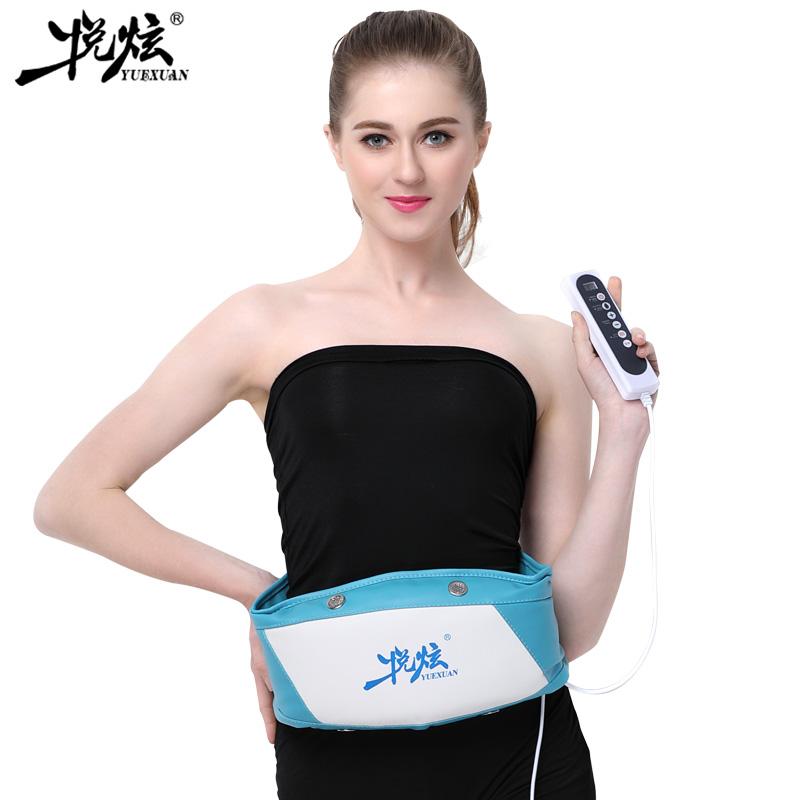 甩脂机懒人减肥器红外线燃脂双电机瘦身腰带抖抖机瘦腰减肚子仪器