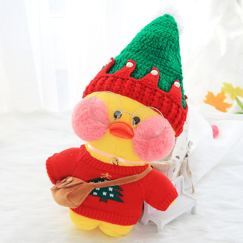 网红玻尿酸鸭子ins小黄鸭毛绒玩具粉公仔玩偶结婚压床少女心礼物