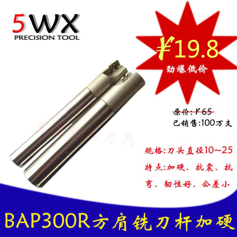 BAP300R вертикальная фрезерная машина с прямым углом шаг плечевой фрезы бар C16-16 17-120 150 200 19-20