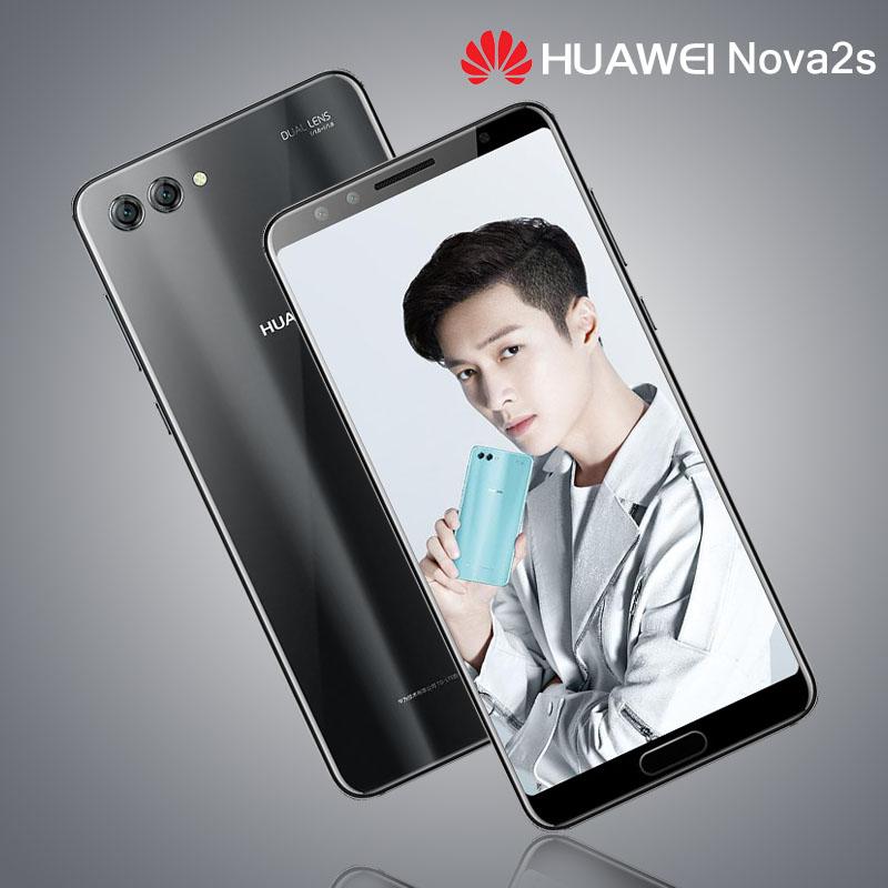 【送碎屏险】Huawei/华为 nova 2s 全面屏双卡全网通4g手机nova2s