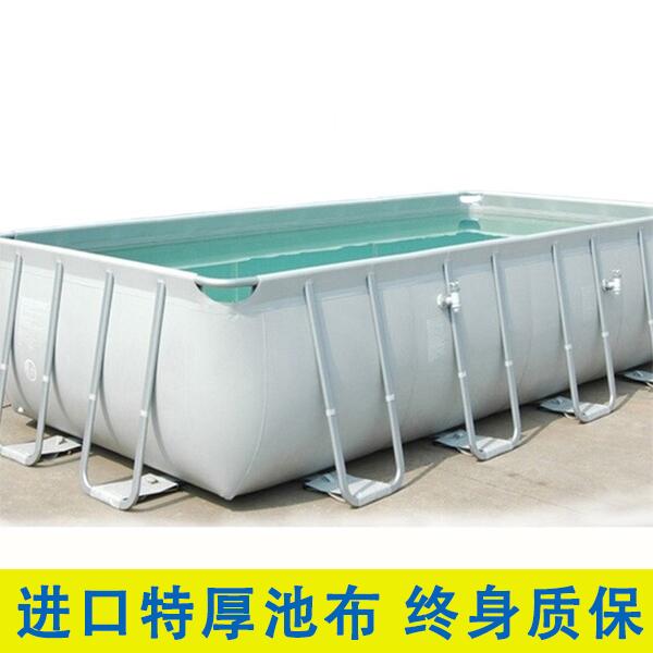 冲气成人家用室内加高气垫宠物大型儿童游泳池球池陪护大人超大号正品保证