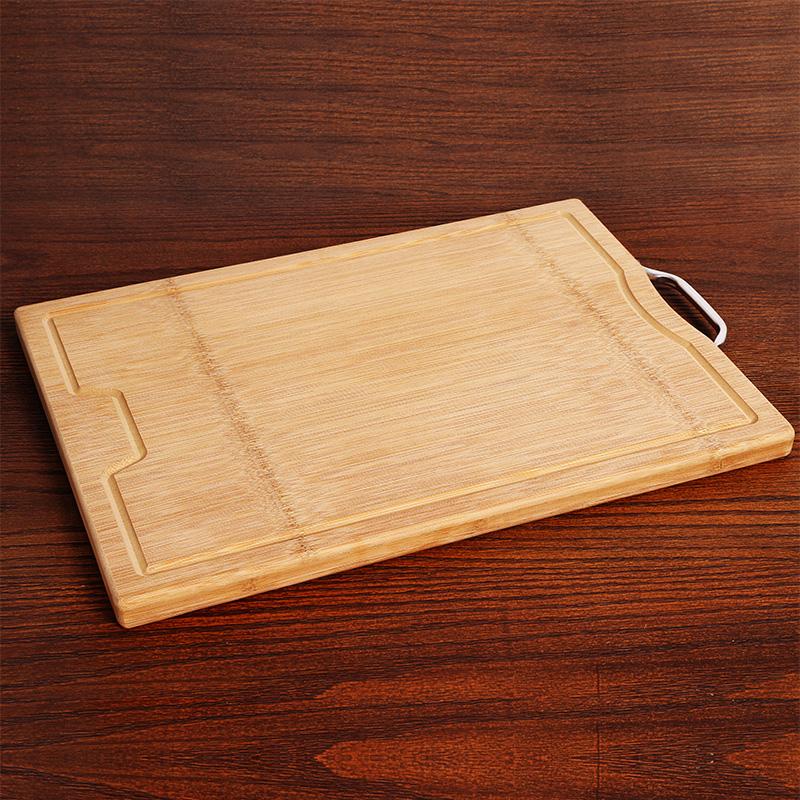 鳳全整竹菜板竹切菜板粘板 廚房整竹砧板大號案板刀板擀麵板